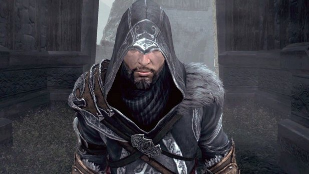 Assassin's Creed: Revelations: Hauptdarsteller Ezio.