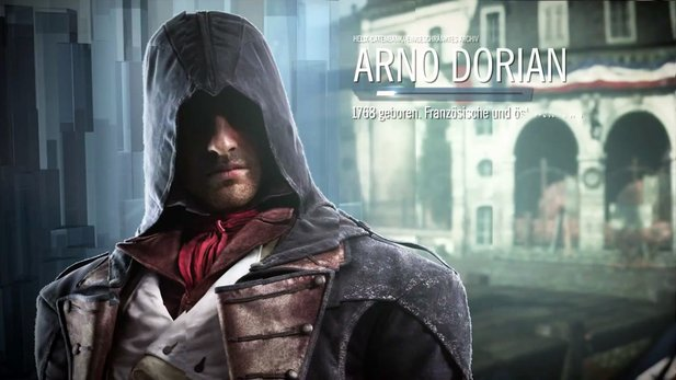 Assassin's Creed: Unity - Feature-Trailer: Vorstellung von Assassine Arno Dorian