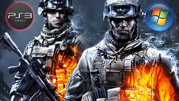 Battlefield 3 Beta - PC vs. Konsole