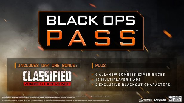 Black Ops 4 - Der Season Pass