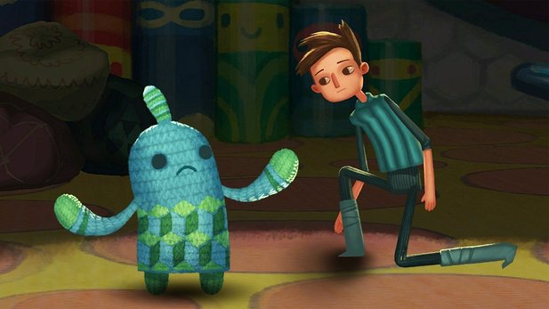 Broken Age - Test-Video zu Akt 1 des Double Fine Adventure