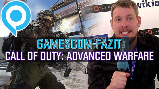 Call of Duty: Advanced Warfare - gamescom-Fazit zum Multiplayer-Modus