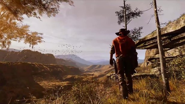 Call of Juarez: Gunslinger - Silas Greaves richtet das Wort an Arthur Morgan aus Red Dead Redemption 2