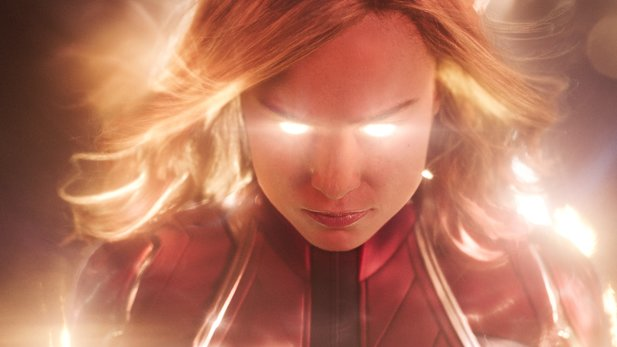 Captain Marvel - Super Bowl Trailer zeigt die neue mächtige Superheldin