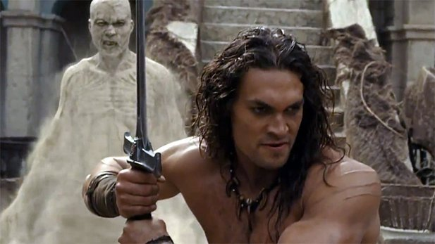 Conan the Barbarian - Langer Trailer mit Jason Momoa
