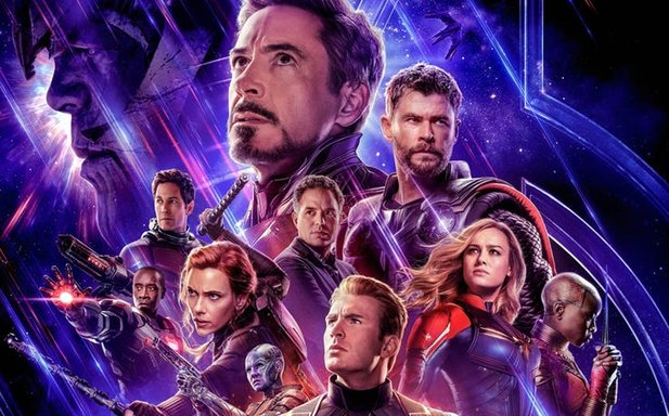 Avengers: Endgame startet am 24. April 2019 in den deutschen Kinos.