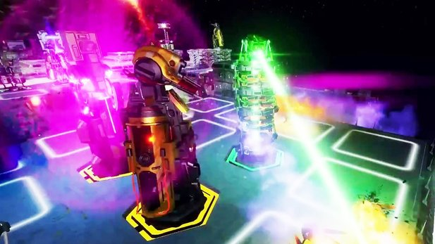 Defense Grid 2 - Launch-Trailer zum Tower-Defense-Spiel