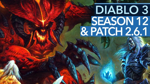 Diablo 3 - Season 12 und Patch 2.6.1: Das Rekord-Update