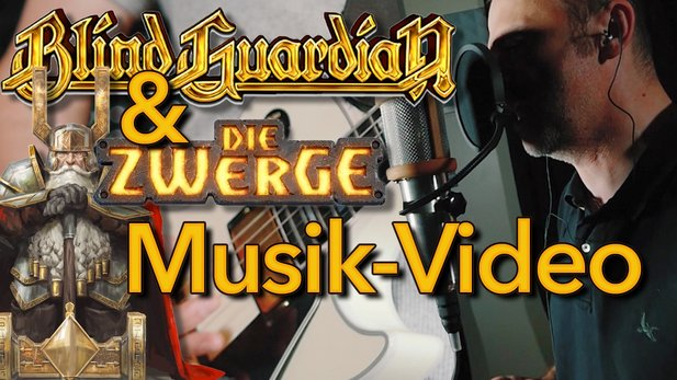 Die Zwerge & Blind Guardian - Musikvideo »Children of the Smith« aus dem Zwerge-Soundtrack