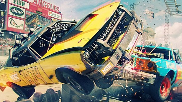 Test-Video zu DiRT Showdown (PC-Version)