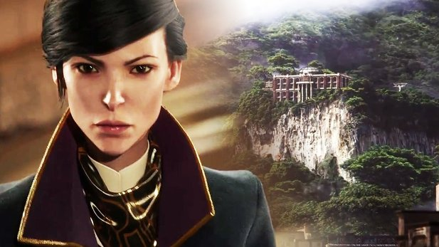 Dishonored 2 - Ankündigungs-Trailer des First-Person-Actionspiels