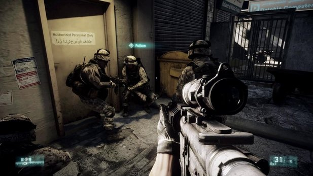 2011 will EA den Konkurrenten Call of Duty schlagen.