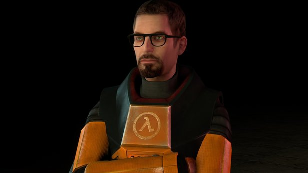 Gordon Freeman in jung