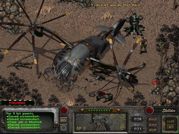 Seite 2: Vaporware: Van Buren - Das verlorene Fallout 3 - GameStar