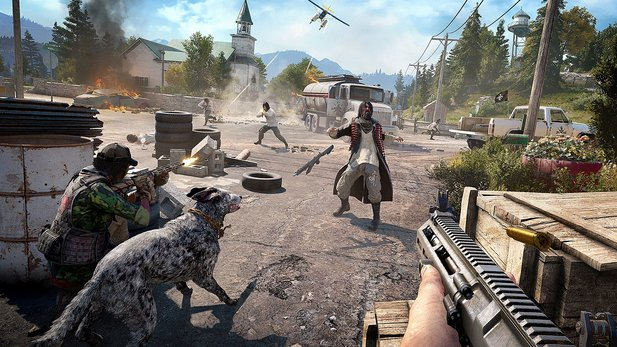 Far Cry 5 - Debüt-Trailer mit der Ingame-Engine