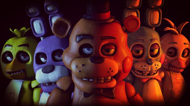 Five Nights at Freddy's könnte ein neues Spin-Off bekommen.