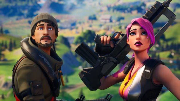 Fortnite Seaoson 11 aka Chapter 2 Season 1 hat begonnen!