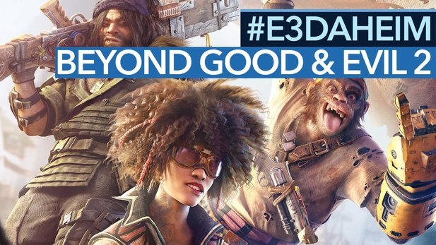 Beyond Good & Evil 2 - Angespielt-Video: Das steckt in Ubisofts neuem Megaprojekt