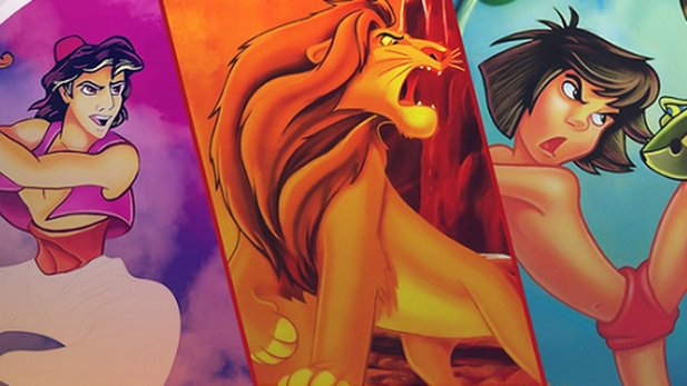GoG-Release - Gameplay aus Aladdin, The Lion King & The Jungle Book