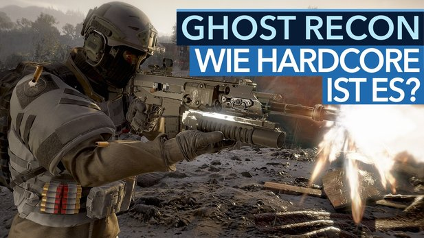 Ghost Recon: Wildlands - Video: Just Cause oder Rainbow Six?