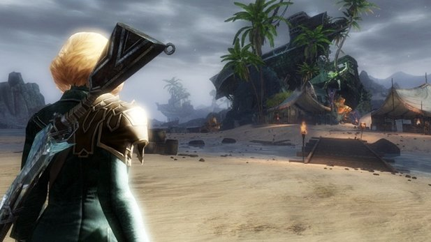 Teaser-Video zu Guild Wars 2: Lost Shores
