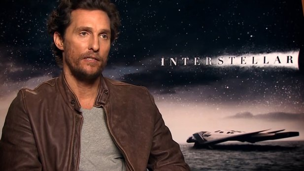 Interstellar - Video-Interview mit den Darstellern