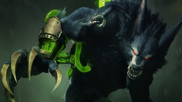 LoL - Werwolf-Warwick mischt in Render-Video Schurken auf