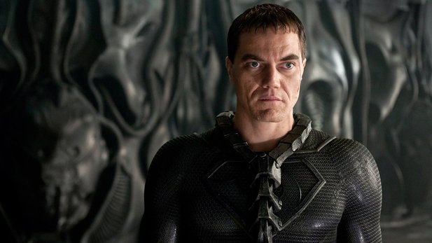 Michael Shannon als Generald Zod in Man of Steel.