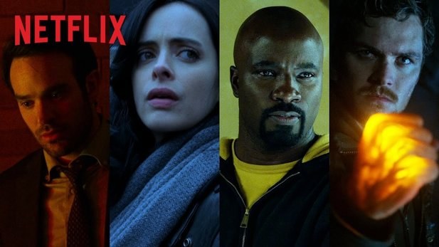 Marvel's The Defenders - Trailer: Daredevil, Jessica Jones, Iron Fist & Luke Cage vereint