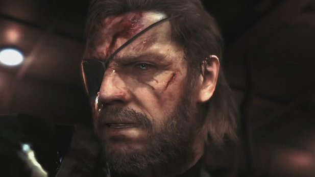 Metal Gear Solid 5: The Phantom Pain - GDC-Trailer 2013