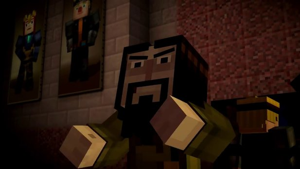 Minecraft: Story Mode - Trailer von Episode 6 »A Portal to Mystery«