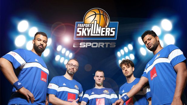 Fraport Skyliners will zu den Top 100 Teams in NBA 2K18 gehören.
