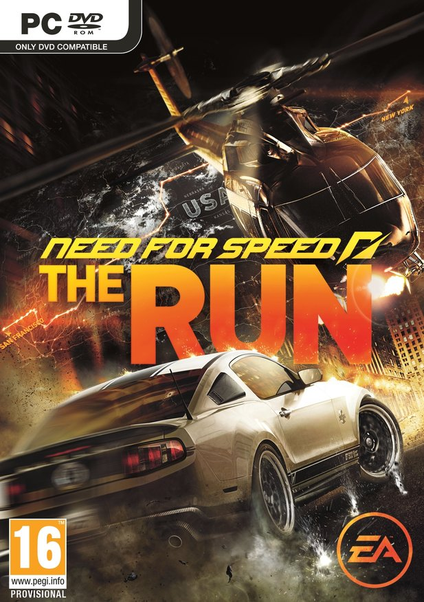 Die Limited Edition von Need for Speed: The Run bietet exklusive Inhalte.