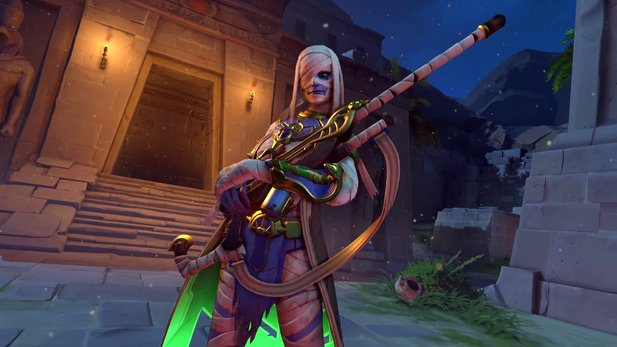 Overwatch Halloween-Horror 2019 - Der Trailer zeigt neue Skins, Emotes und Highlight-Intros