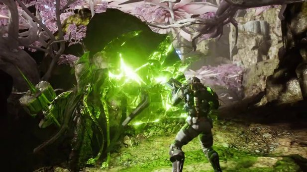 Paragon - Launch-Trailer zum Update 22.1 mit Sevarog