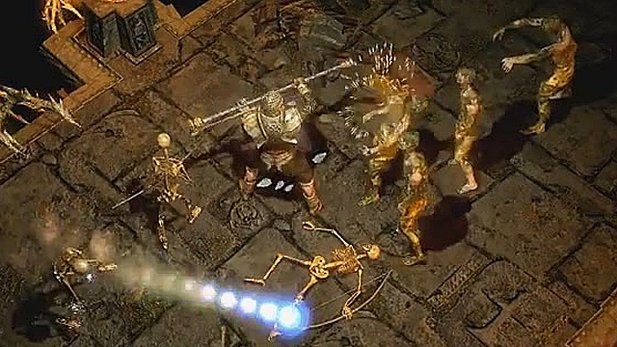 Gameplay-Trailer zum Templar in Path of Exile