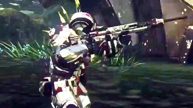 PlanetSide 2 - Gameplay-Trailer zur neuen Map »Hossin«