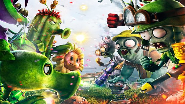 Plants vs. Zombies: Garden Warfare - Preview-Video zum Multiplayer-Shooter