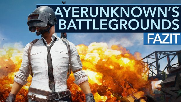 Playerunknown's Battlegrounds - Video-Fazit: Der neue Battle-Royale-Hit