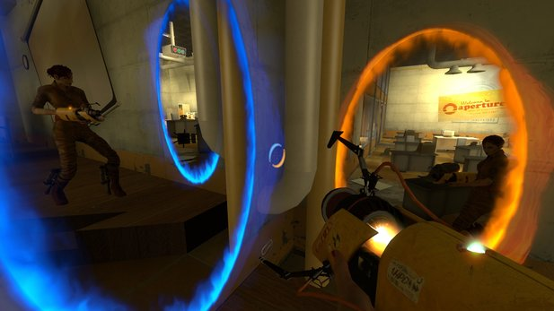 Portal Stories: Mel - Unser Test zur tollen Portal 2-Modifikation