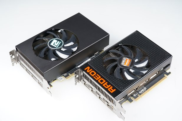 RX Vega 56 Nano Edition: vs. R9 Nano 1/2