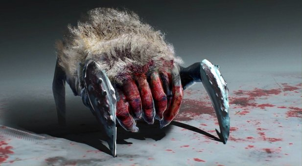 Project Borealis »Arctic« Headcrab