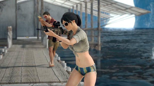 PUBG - Mini-Trailer zeigt die Outfits des Sanhok-Event-Passes