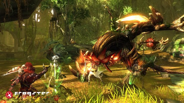 RaiderZ startet im Oktober in die Open Beta.