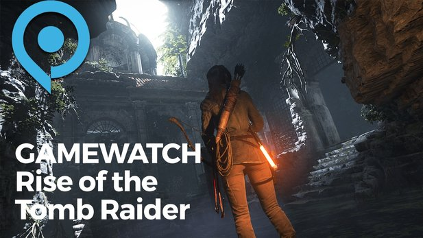Rise of the Tomb Raider - Gamewatch: Schicke Action, wenig Originalität