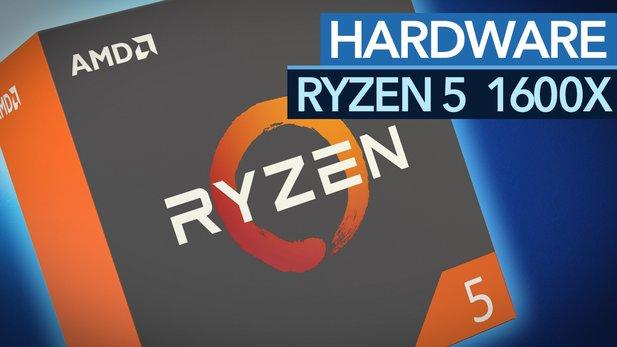 AMD Ryzen 5 1500X im Test - Ryzen-Quad-Core vs  Intel Core i5 7500