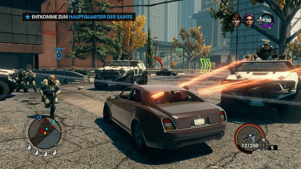 Volition arbeitet an einem Performance-Patch für Saints Row: The Third.