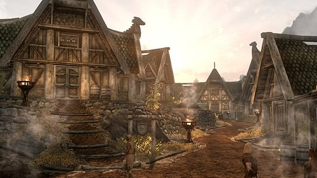 The Elder Scrolls 5:Skyrim erschien am 11.11.2011.