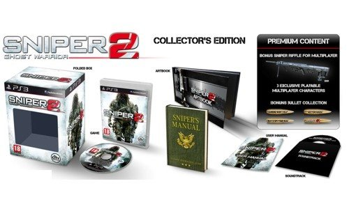 Die Collector's Ediiton von Sniper: Ghost Warrior 2
