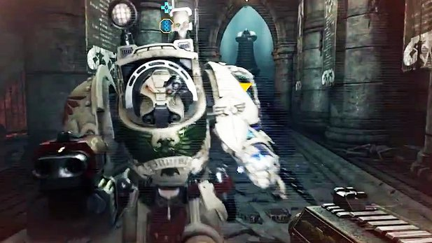 Space Hulk: Deathwing - 17 Minuten Gameplay-Demo aus der Solo-Kampagne